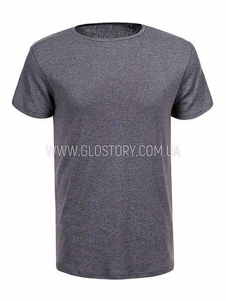 Однотонная мужская футболка  GLO-Story,Венгрия, фото 2