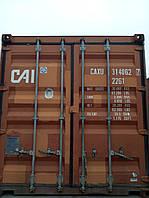 20DC Морской контейнер 20 б/у категория 1