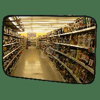 Зеркало обзорное К 400х600