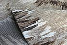 Коврик современный прямоугольник ALMINA 127540 1,2Х1,8, 09-GREY, фото 4
