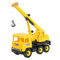 """Детская игрушечная машина Автокран  """" City Truck """" для мальчика"""