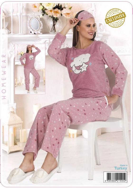 Пижама флисовая Peride Турция