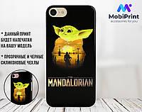Силиконовый чехол для Xiaomi Redmi 6A Малыш йода (Baby Yoda) (31051-3433)