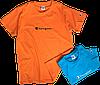 Мужская футболка Champion (ориг.бирка и качество) синяя, фото 2