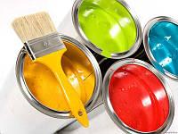 Как покрасить гипсовую плитку
