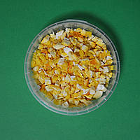Сублимированный апельсин (кусочки 3-5 мм.), 25 гр.