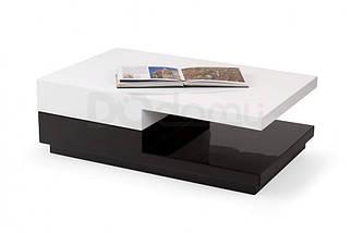 Журнальный столик MONTANA halmar черный