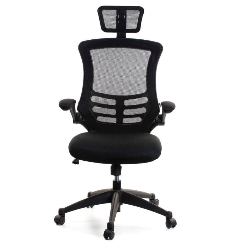 Офисное кресло Officel4You Ragusa black (27715)