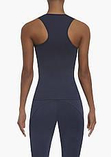 Спортивный женский топ BasBlack Cosmic-top 50 (original), майка для бега, фитнеса, спортзала, фото 3