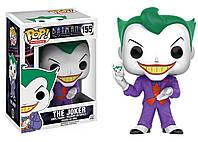 Фигурка Funko Pop Фанко Поп Бэтмен Психбольница Аркхэм Джокер Batman Arkham Asylum The Joker 10 см AA JK 155