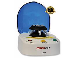 Центрифуга СМ-8 MICROmed для микропробирок Еппендорф