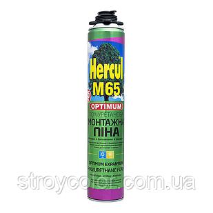 Піна всесезонна HERCUL M65 професійна 850мл