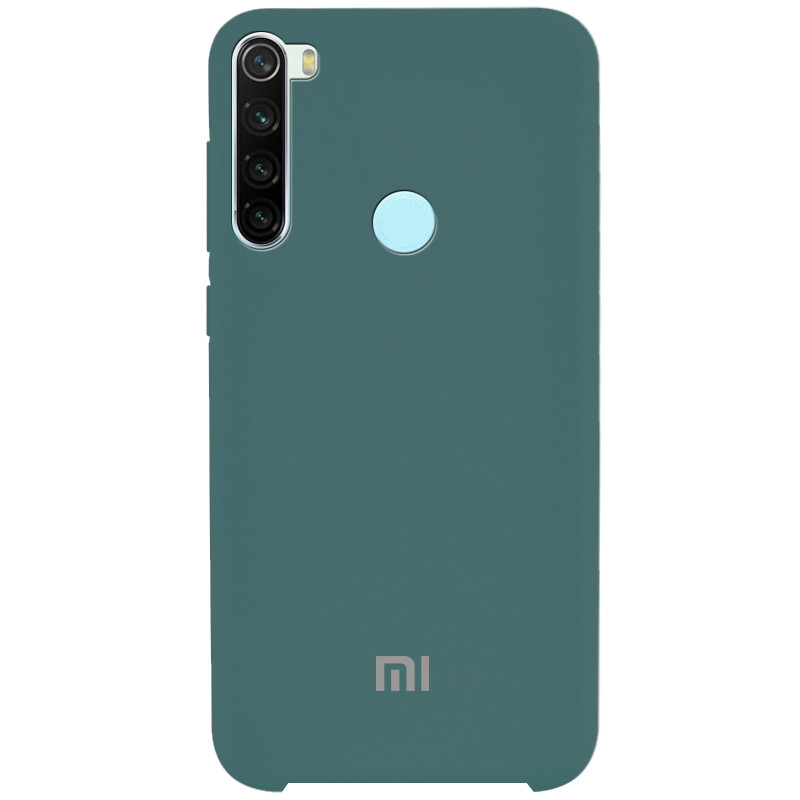 Чехол Silicone Cover (AA) для Xiaomi Redmi Note 8