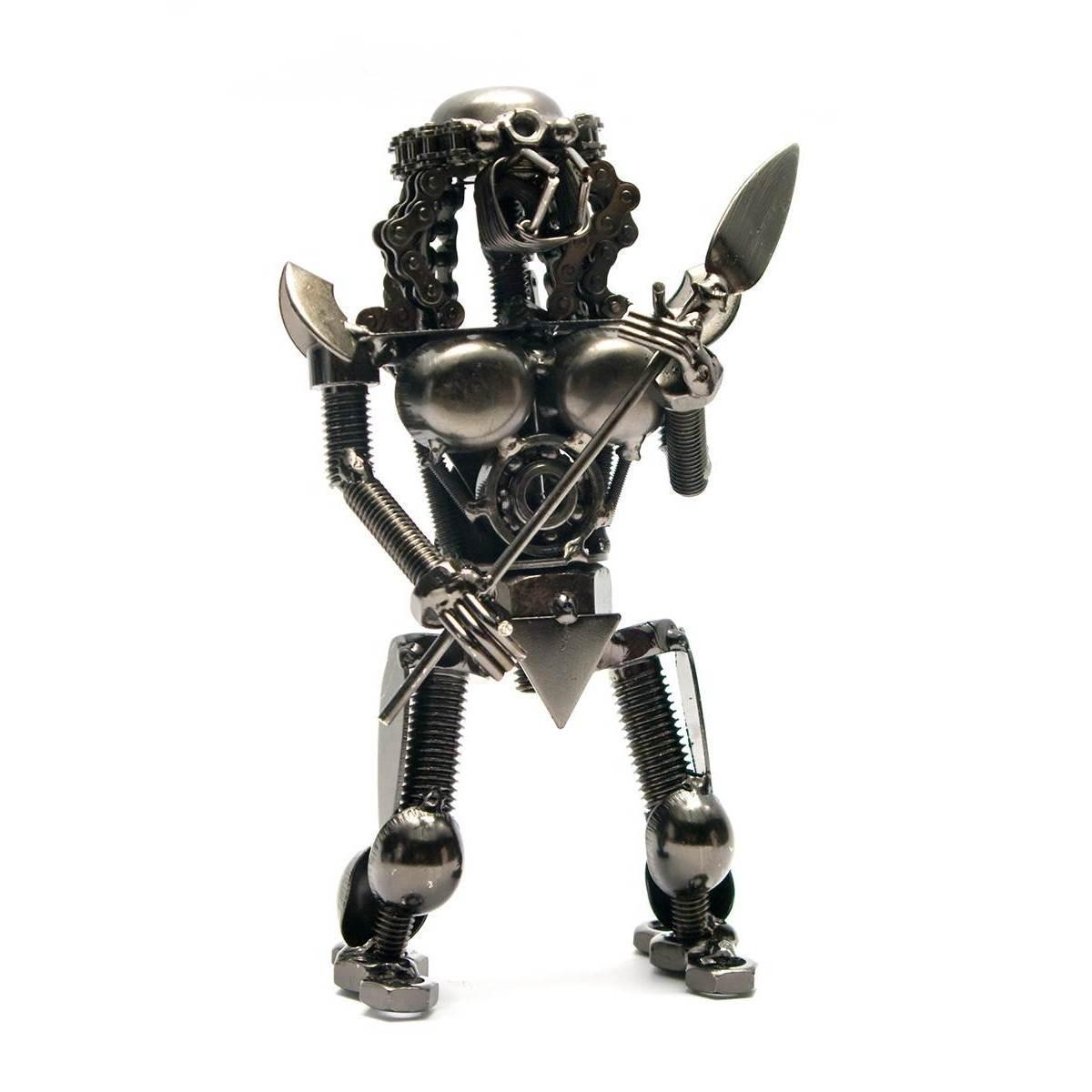 """Техно-арт """"Хищник"""" металл 17х8,5х6 см 26456"""