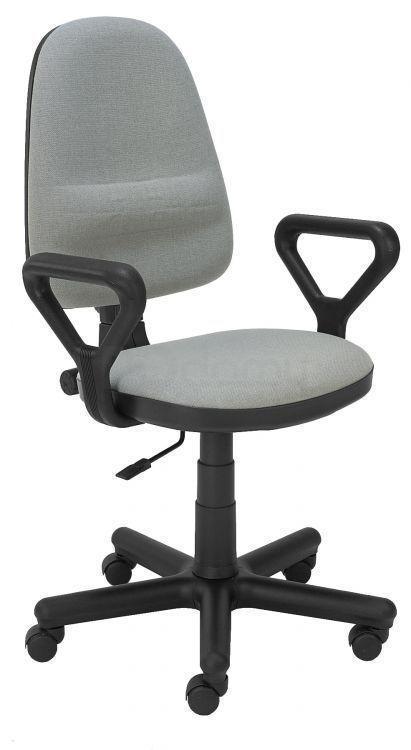 Компьютерное кресло Bravo Halmar Серый