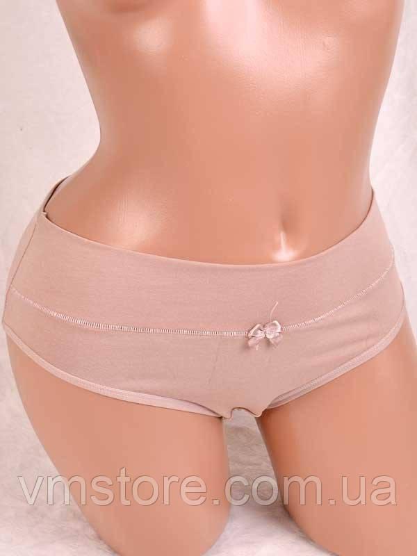 Трусы женские бикини, хлопок ErDo размер М