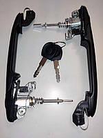 Набор ручек на передние двери Volkswagen Caddy 2/ Seat Cordoba/ Inca