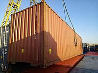 40HC Морской контейнер 40 футов high cube б/у категория 1