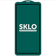 Защитное стекло SKLO для Samsung Galaxy A51 2020 A515 (Black)
