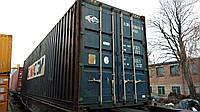 40HC Морской контейнер 40 футов high cube б/у категория 2