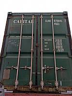 40HC Морской контейнер 40 футов high cube б/у категория 3