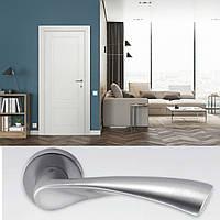 Дверная ручка для входной и межкомнатной двери Colombo, модель  Flessa CB51 . Италия