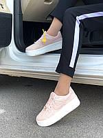 ✔️ Кроссовки женские Nike Air Force 1 Low Pink/Найк Аир Форс Низкие