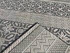 Коврик рогожки(sisal) прямоугольник BREEZE 6450 1,35Х1,9, sand/cliff grey, фото 3
