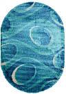 Ковер с высоким ворсом овал BUTIK 0088 2Х2,9, MAV, фото 2