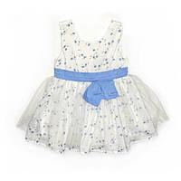 Нарядне дитяче платтячко для дівчинки з фатіном
