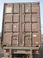 40HC Морской контейнер 40 футов high cube б/у категория 4