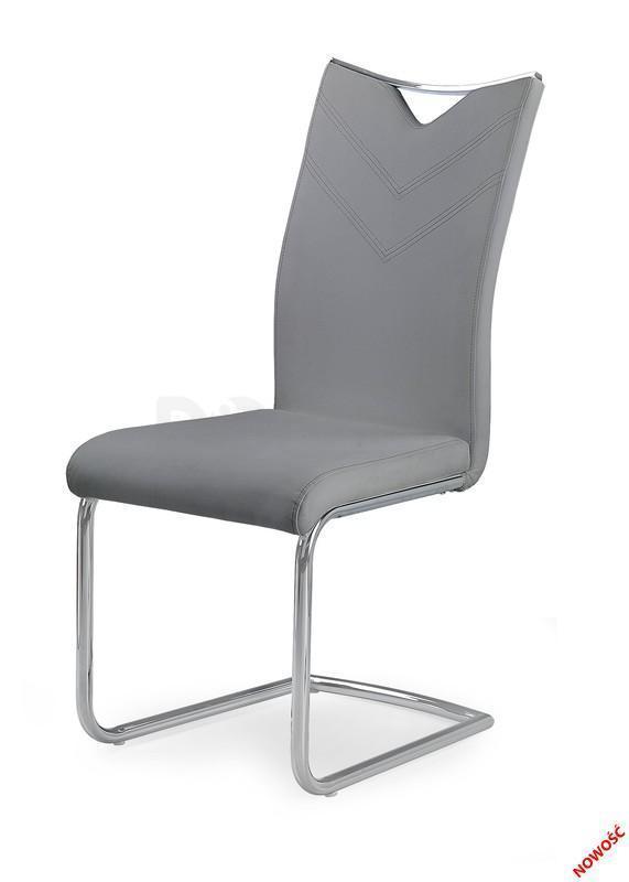 Стул K-224 Halmar Серый