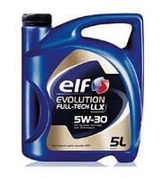Автомобильное масло ELF EVOLUTION FULLTECH LLX 5W-30