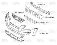 Решетка радиатора KIA CEED 07-09 хромированная (FPS). 863501H000