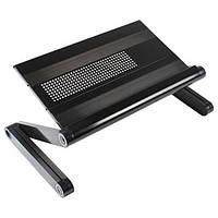 Металлический столик-трансформер для ноутбука NT T18