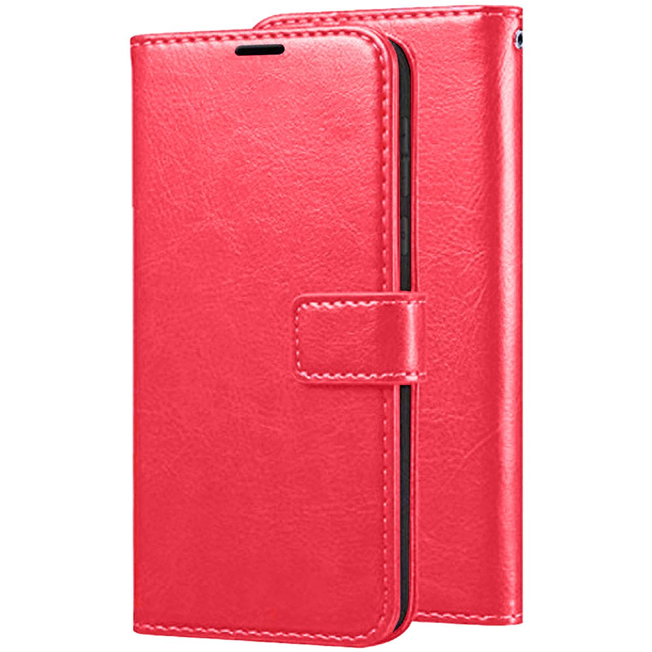 Чехол (книжка) Wallet Glossy с визитницей для Samsung Galaxy A10 (A105F)