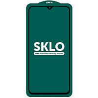 Защитное стекло SKLO 5D (full glue) для Xiaomi Redmi Note 8 Pro, фото 1