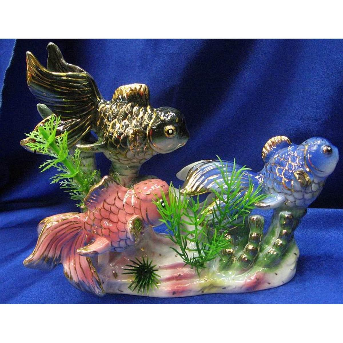 Рыбы фарфор 22355