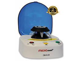 Центрифуга СМ-8.04 MICROmed для микропробирок Еппендорф