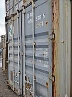 45HC Морской контейнер 45 футов high cube б/у категория 2