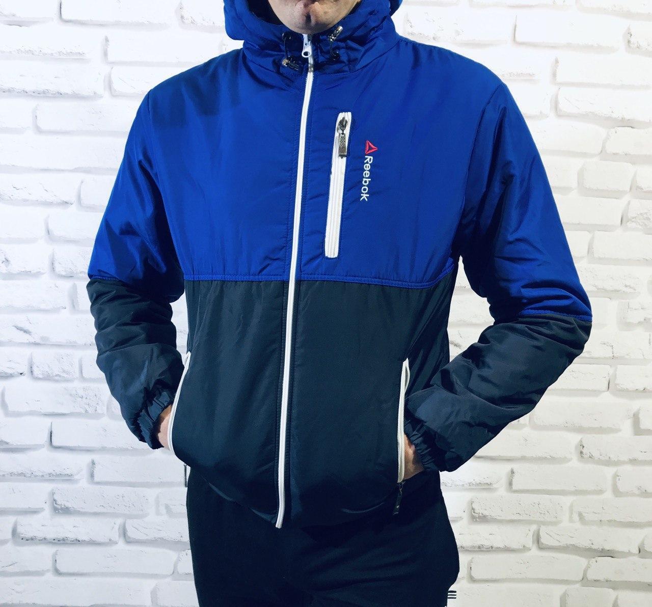 Чоловіча демісезонна куртка Reebok