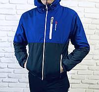 Мужская демисезонная куртка Reebok, фото 1