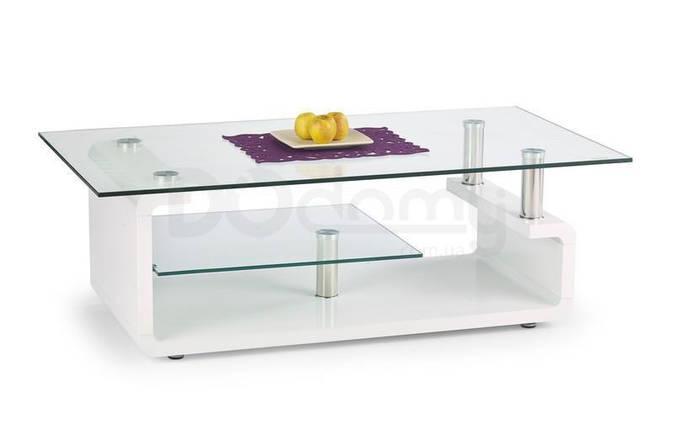 Журнальный столик CYNTHIA halmar белый, фото 2