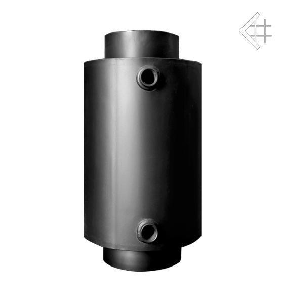 Радиатор для дымохода ТУРБОДЫМ для подогрева воды