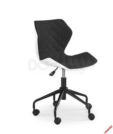 Кресло детское Matrix Halmar Черный, фото 2