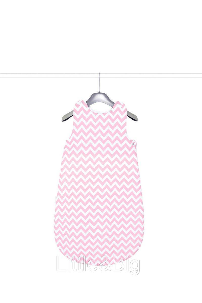 Спальный мешок, слипик  Pink LC Mini 28х60 см