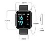 Фитнес браслет Smartix T80 tonometrсмарт часы с тонометром black, фото 5