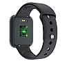 Фитнес браслет Smartix T80 tonometrсмарт часы с тонометром black, фото 3
