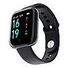Фитнес браслет Smartix T80 tonometrсмарт часы с тонометром black, фото 2