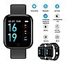 Фитнес браслет Smartix T80 tonometrсмарт часы с тонометром black, фото 4
